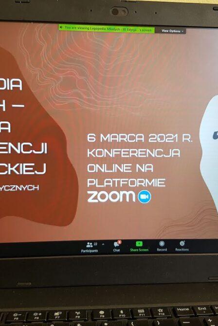 Centrum Logopedyczne współorganizowało konferencję LOGOPEDIA MŁODYCH!