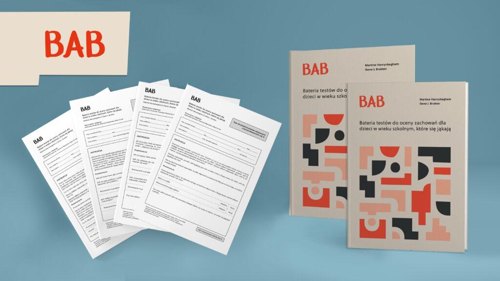 BAB – Bateria testów do oceny zachowań dla dzieci w wieku szkolnym, które się jąkają